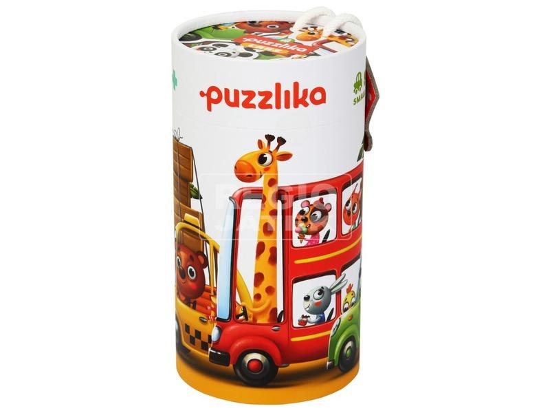 Autók 20 darabos XXL puzzle