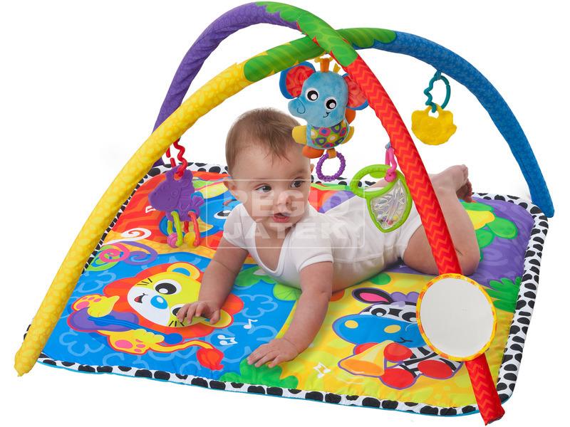 kép nagyítása Zenélő dzsungel játszószőnyeg