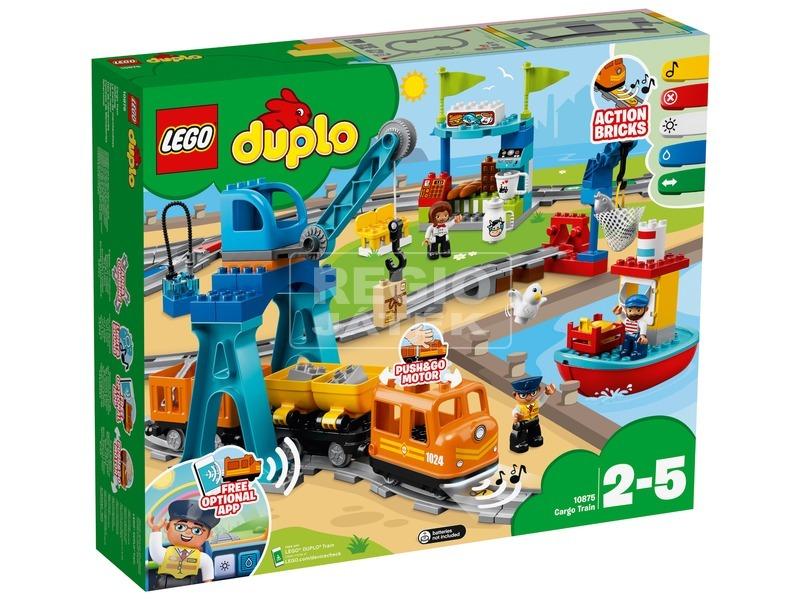 LEGO® DUPLO Tehervonat 10875
