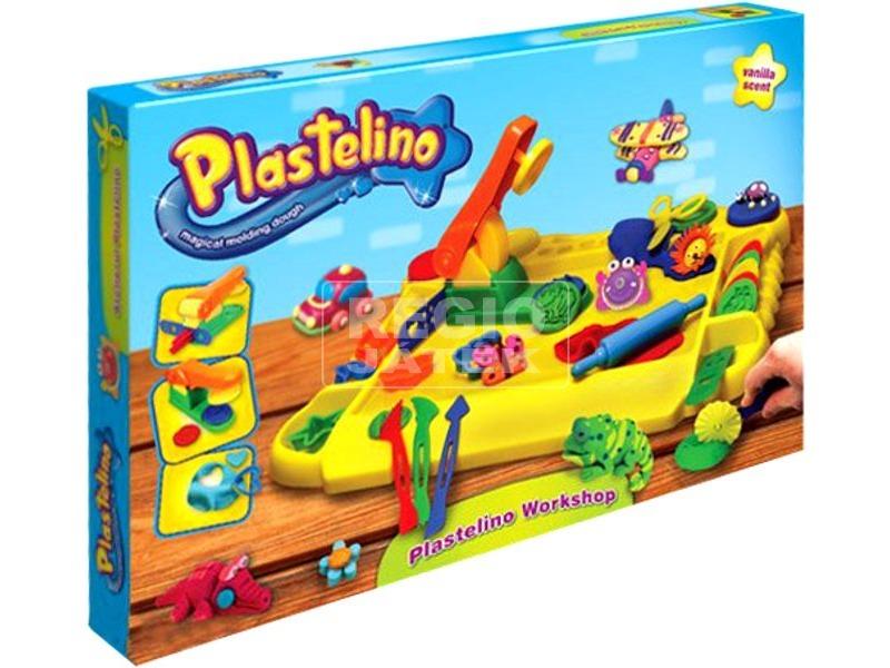 Plastelino kreatív fantázia gyurmakészlet