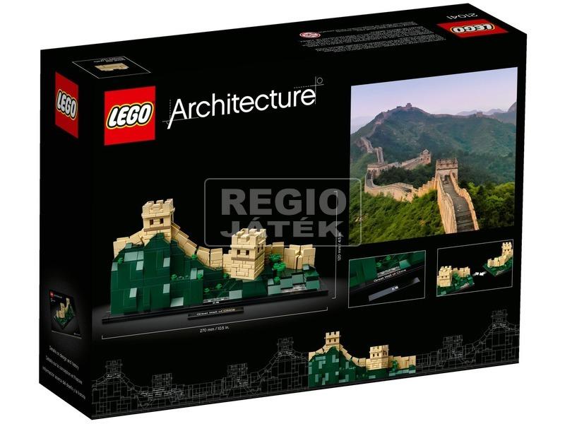 kép nagyítása LEGO® Architecture A kínai Nagy Fal 21041