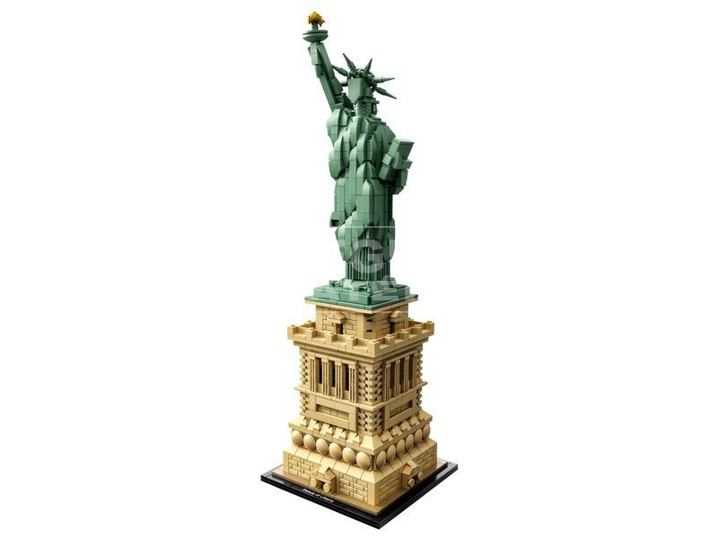 kép nagyítása LEGO® Architecture Szabadság-szobor 21042