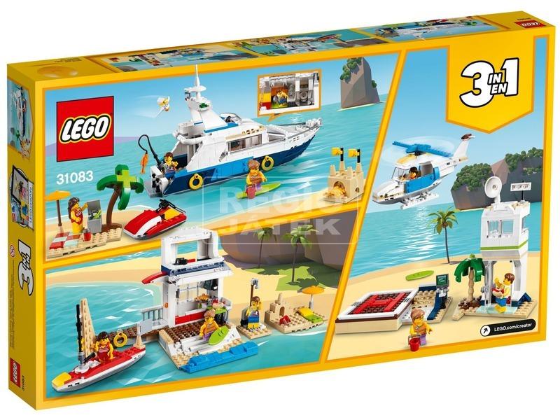 kép nagyítása LEGO® Creator Hajós kalandok 31083