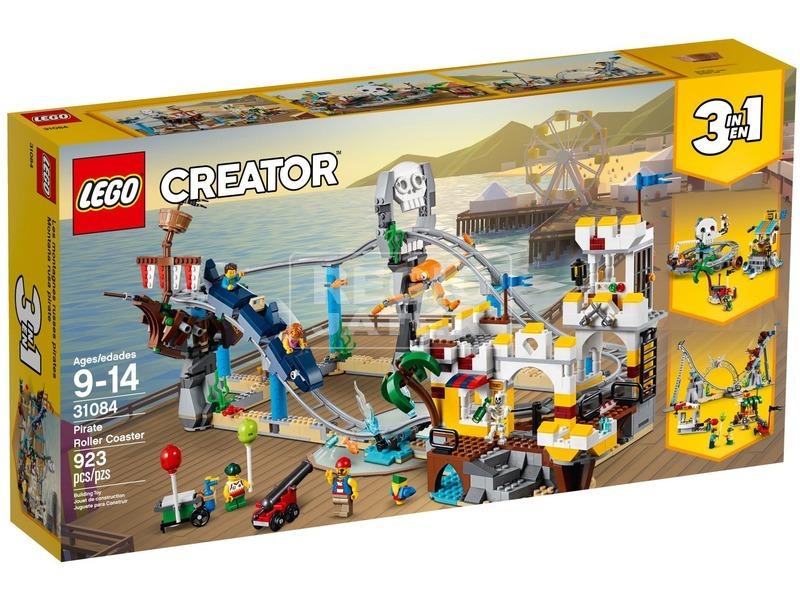 LEGO® Creator Kalózos hullámvasút 31084
