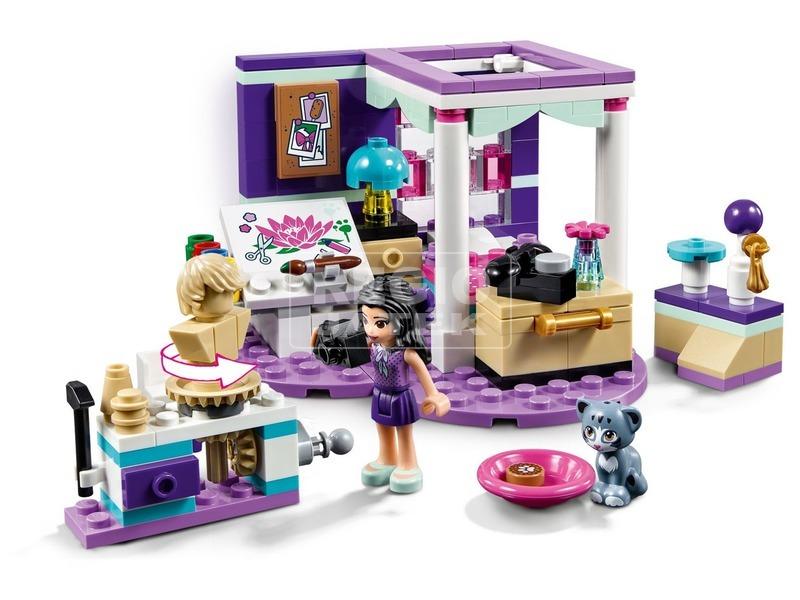 kép nagyítása LEGO® Friends Emma kreatív hálószobája 41342