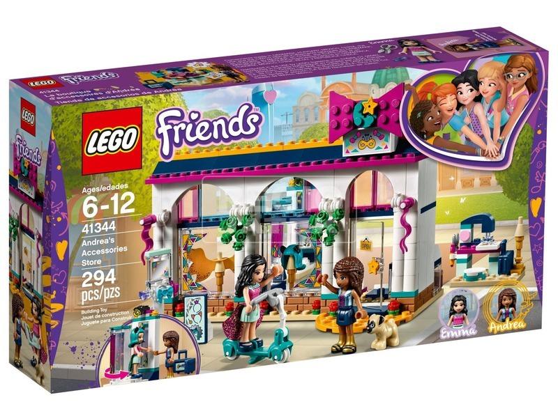 LEGO® Friends Andrea butikja 41344