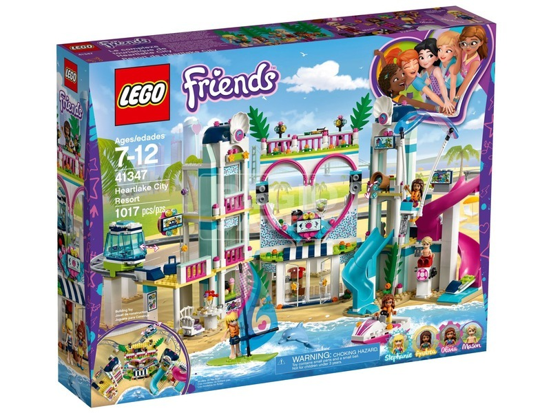 LEGO® Friends Heartlake City üdülő 41347