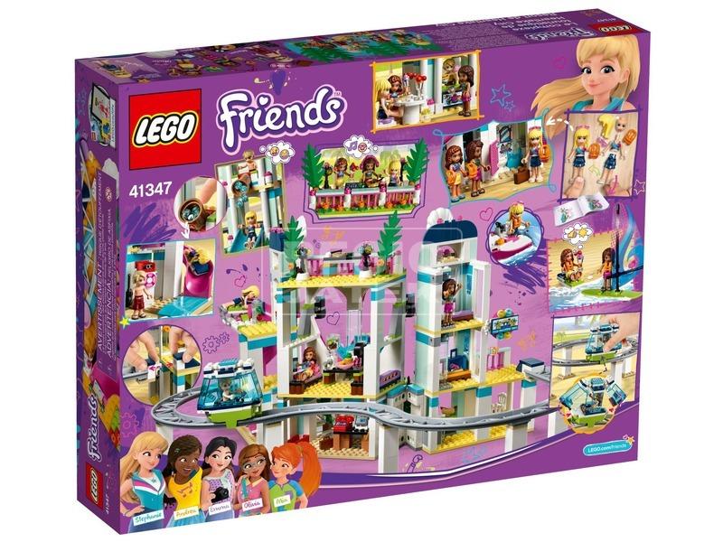 kép nagyítása LEGO® Friends Heartlake City üdülő 41347