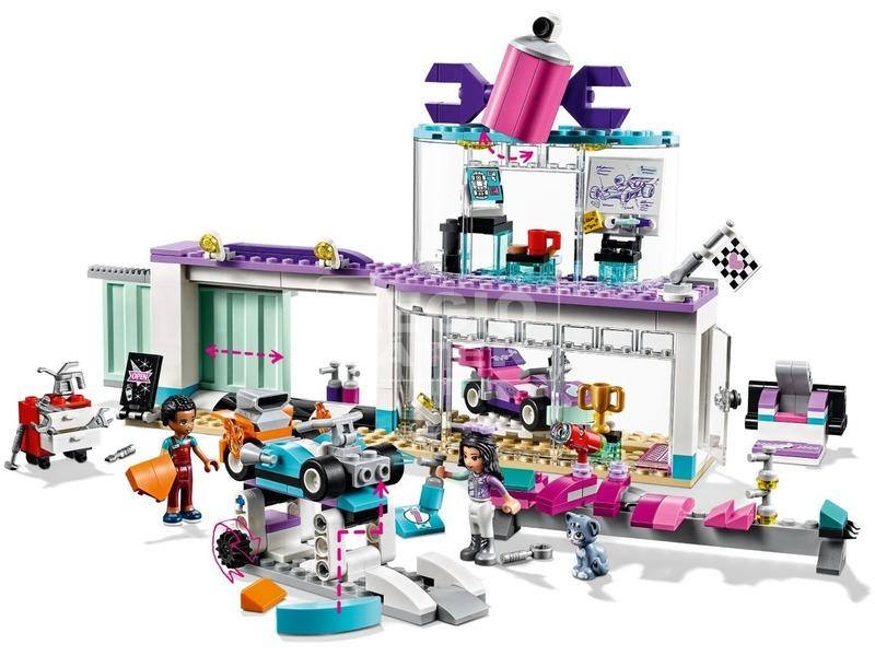 kép nagyítása LEGO® Friends Autókozmetika 41351
