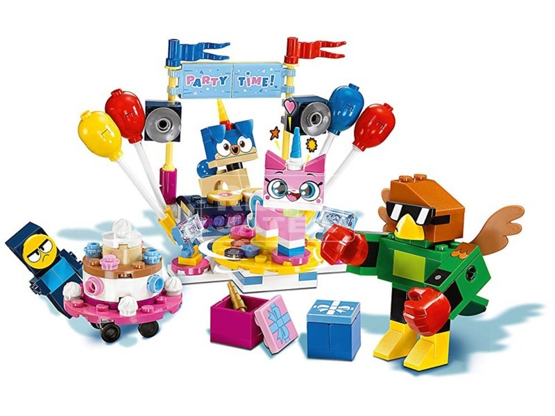 kép nagyítása LEGO® Unikitty Buli van 41453