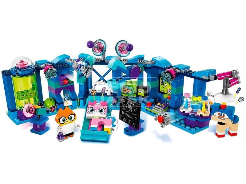 kép nagyítása LEGO® Unikitty Dr. Fox laboratóriuma 41454