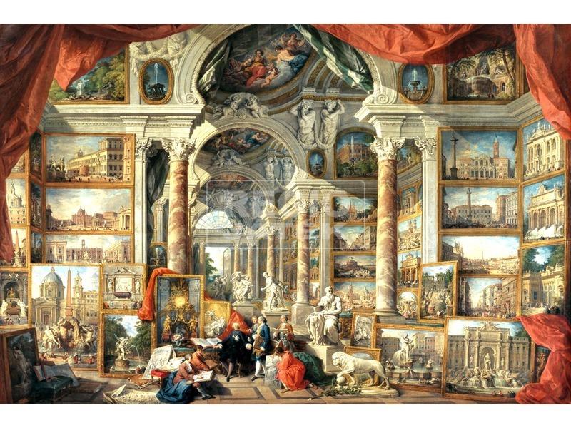 Panini: Modern Róma 5000 darabos puzzle
