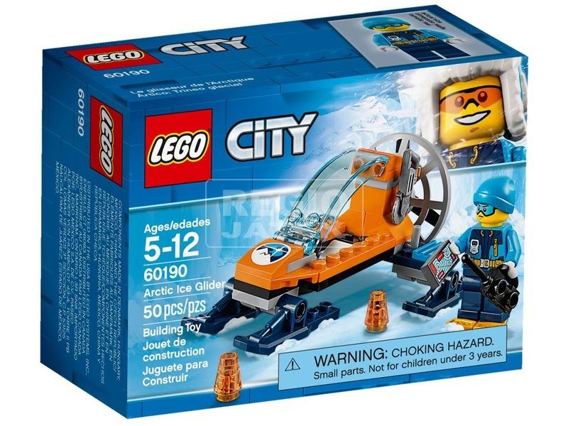 LEGO® City Sarkvidéki jégsikló 60190