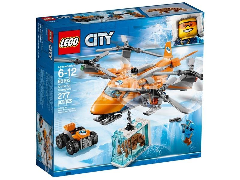 LEGO® City Sarkvidéki légi szállítás 60193