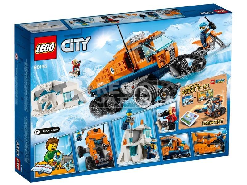 kép nagyítása LEGO® City Sarkvidéki felderítő teherautó 60194