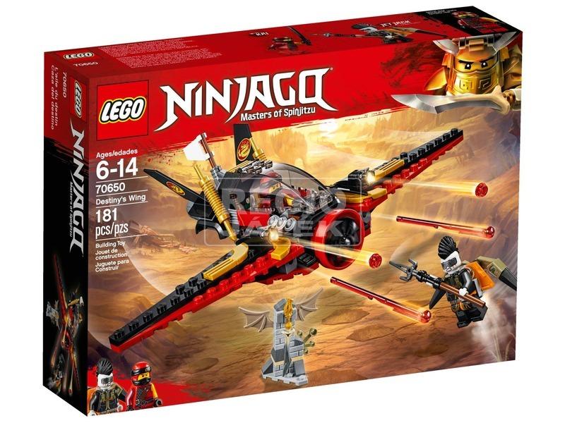 LEGO® Ninjago A sors szárnya 70650