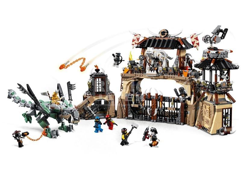 kép nagyítása LEGO® Ninjago Sárkányverem 70655