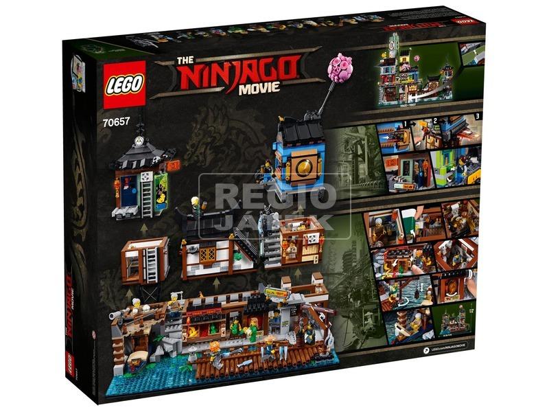 kép nagyítása LEGO® Ninjago Ninjago City Dokkjai 70657