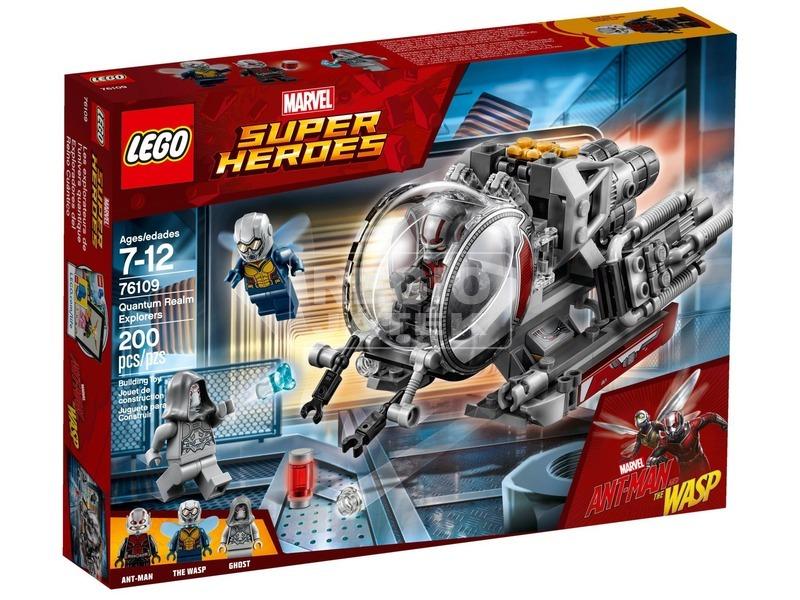 LEGO® Super Heroes Kvantum birodalom 76109