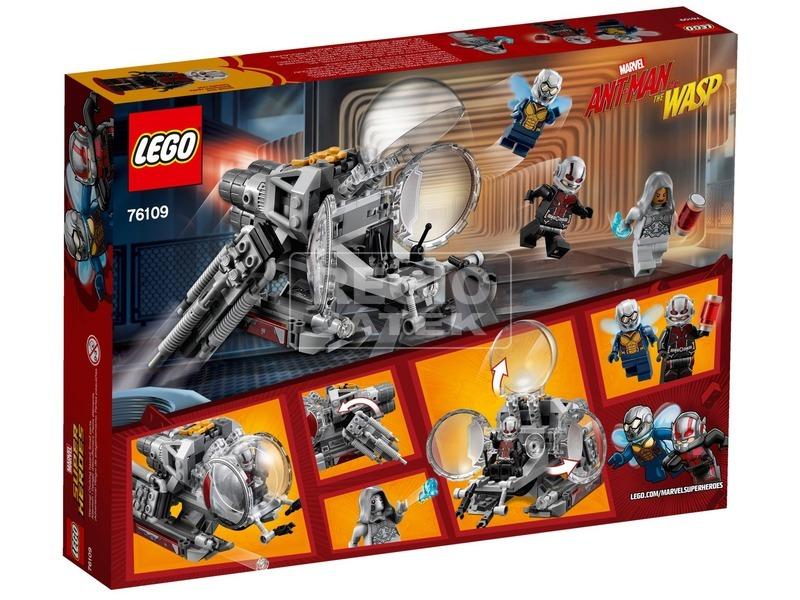 kép nagyítása LEGO® Super Heroes Kvantum birodalom 76109