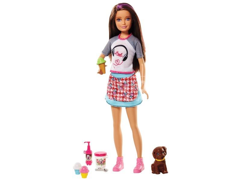 Barbie húgai babák kiegészítőkkel FHP 59771e5b73
