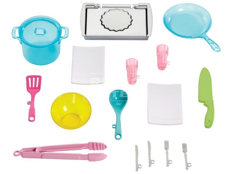 kép nagyítása Barbie: álom konyha készlet