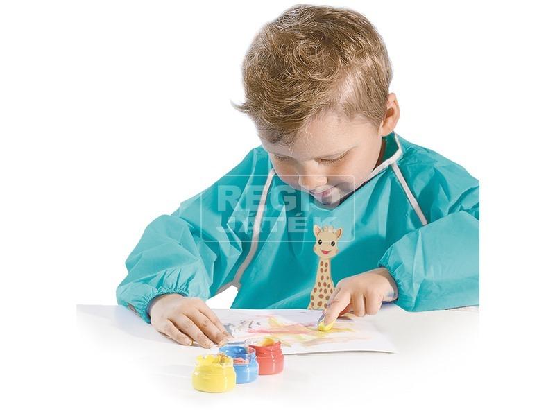 kép nagyítása SES Sophie a zsiráf - kézzel festő kártyák