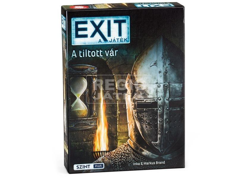 Exit 5. Tiltott vár társasjáték