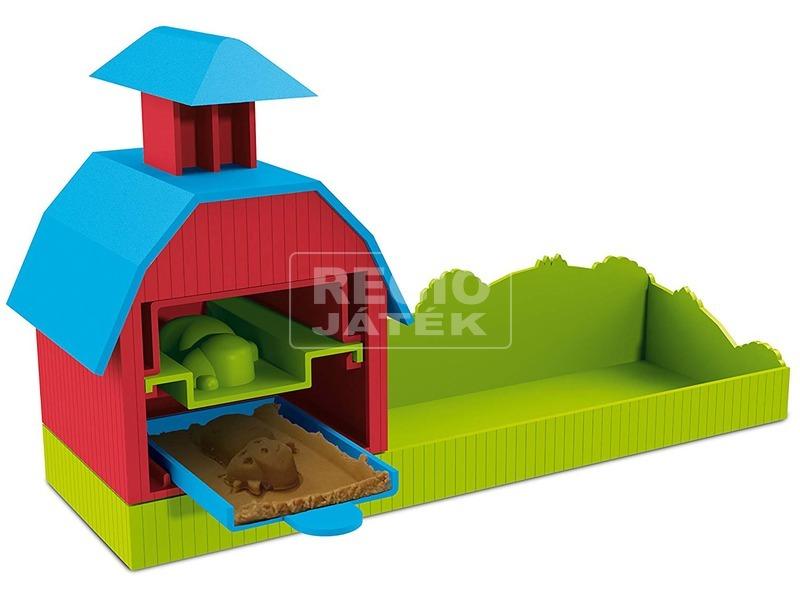 kép nagyítása Farm állatok hanggal gyurmakészlet