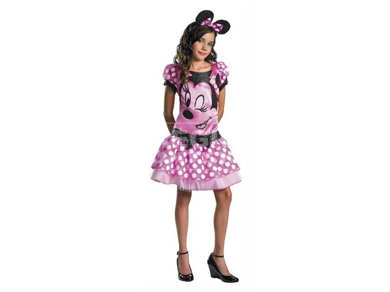 Minnie egér ruha jelmez