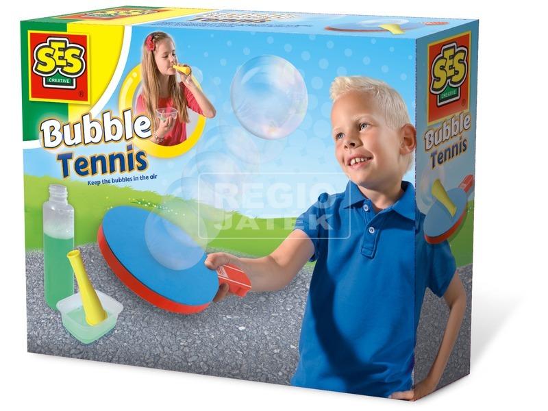 Buborék tenisz készlet