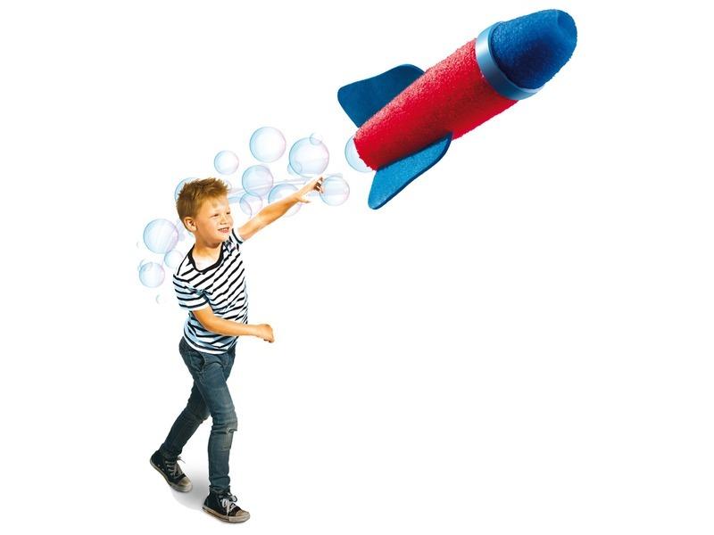 kép nagyítása Buborékfújó rakéta készlet