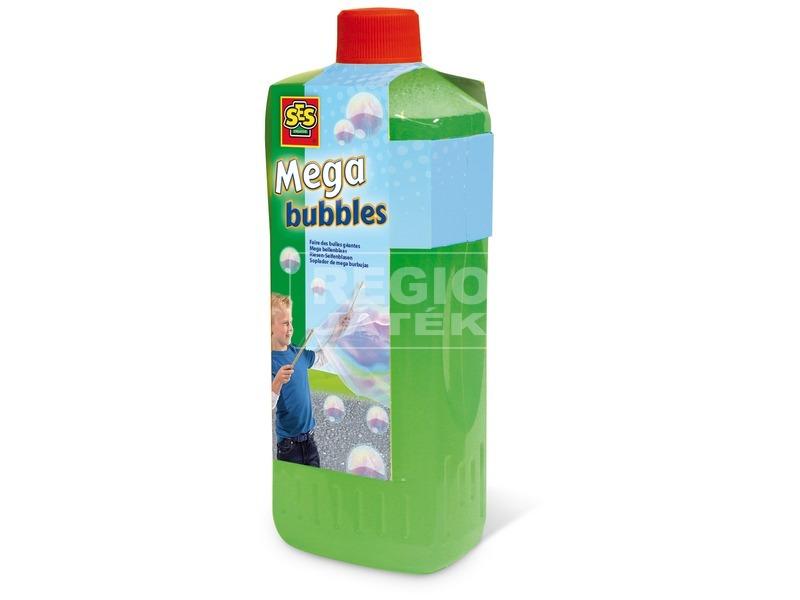 Mega buborékfújó utántöltő készlet