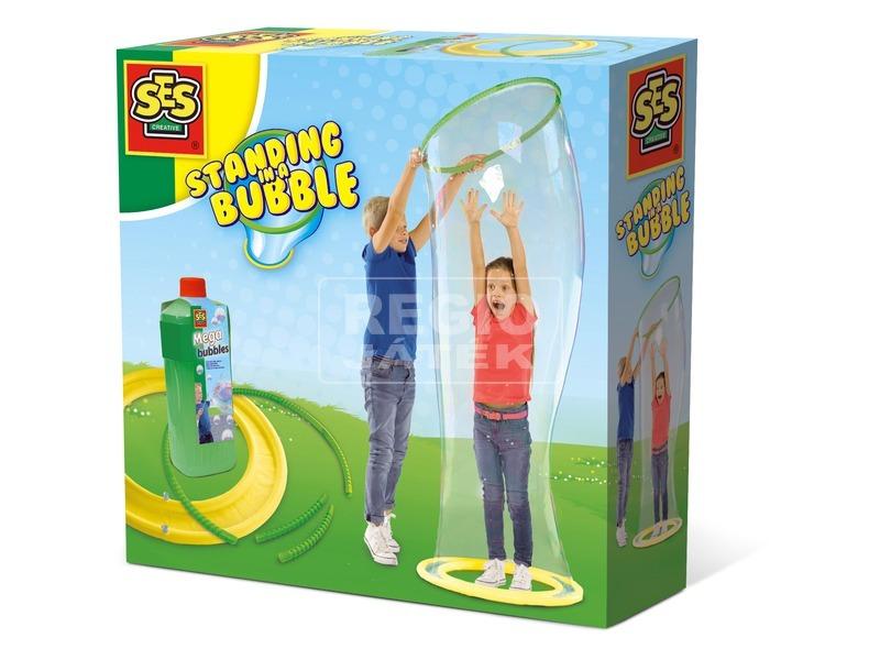 Óriás buborék készlet
