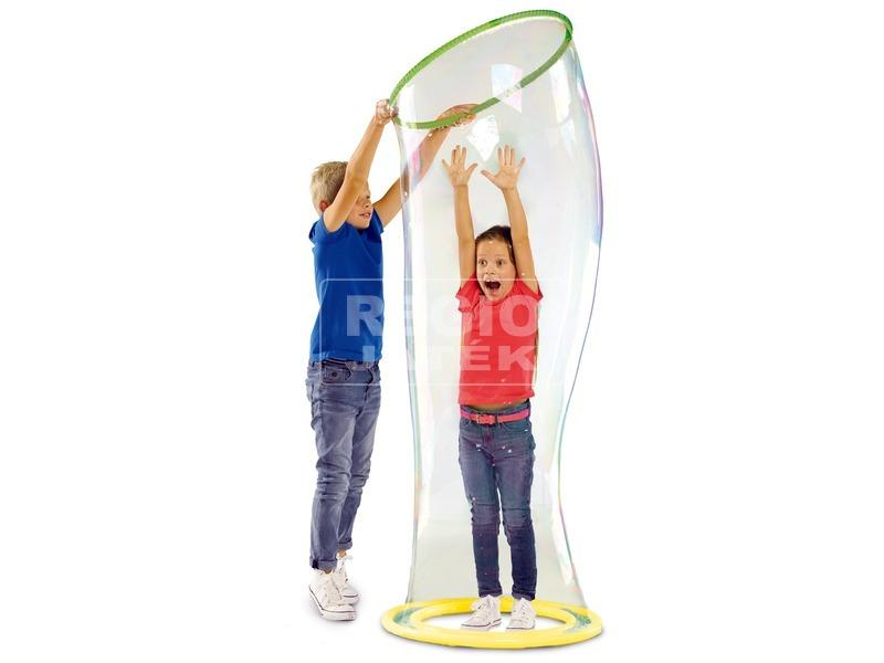kép nagyítása Óriás buborék készlet