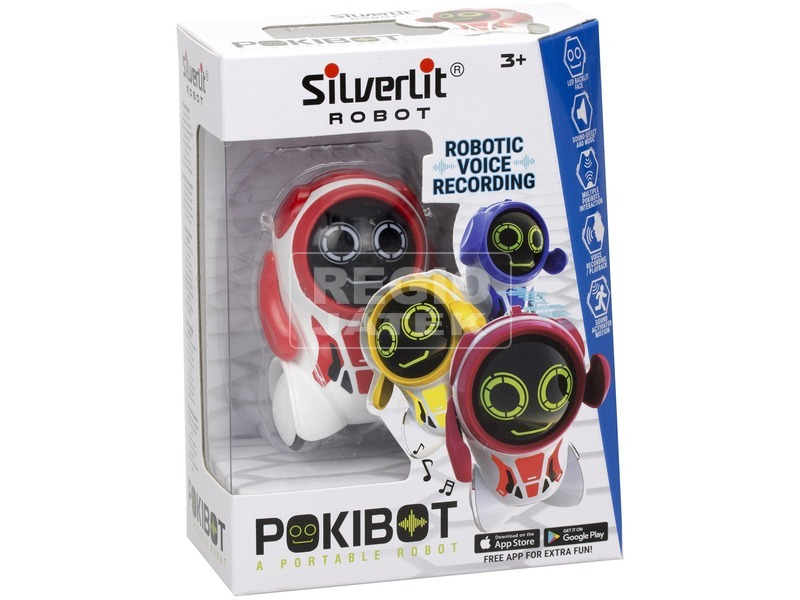 Silverlit Zsebrobot