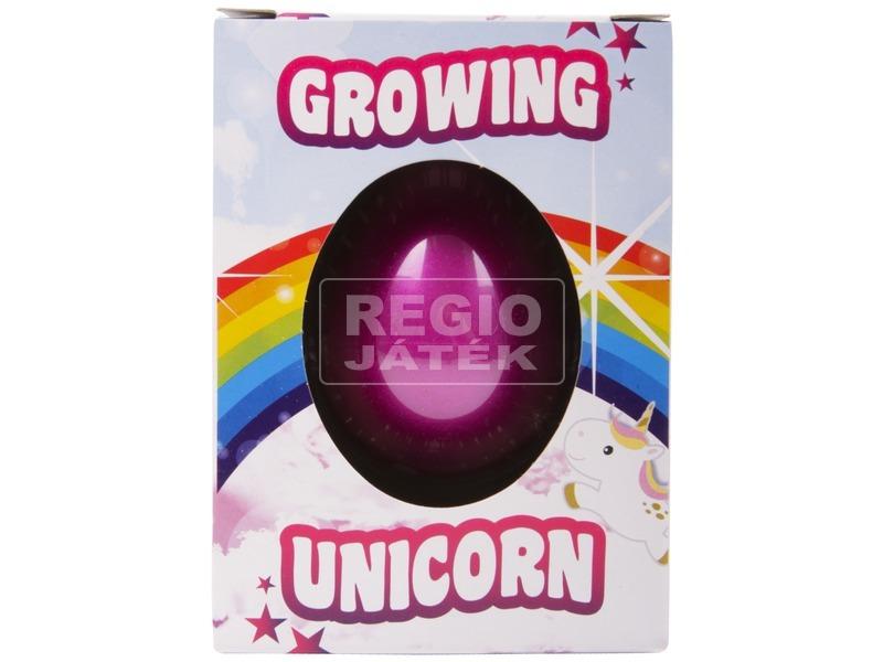 Növekvő unikornis tojásban - 6 cm