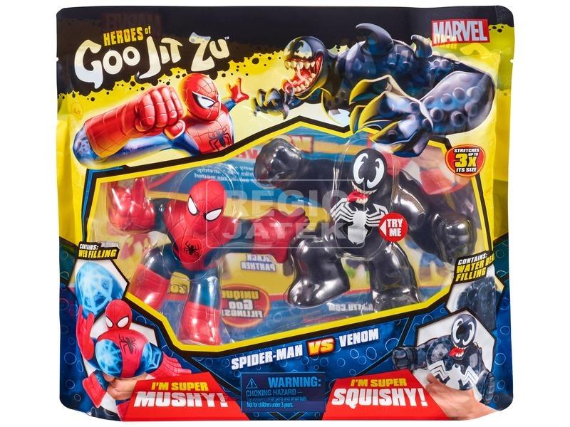 Marvel Spiderman Venom ellen