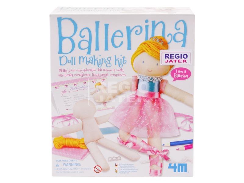 kép nagyítása 4M balerina baba készlet