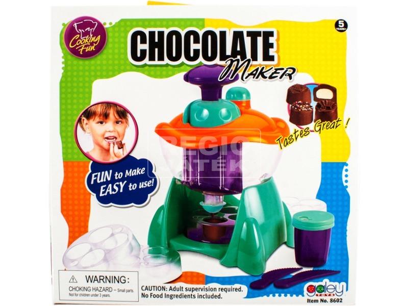 Csoki bonbon készítő kreatív szett