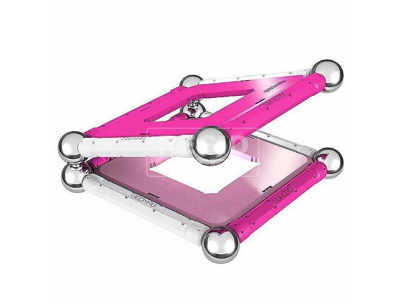kép nagyítása Geomag Pink Panels 22 darabos készlet