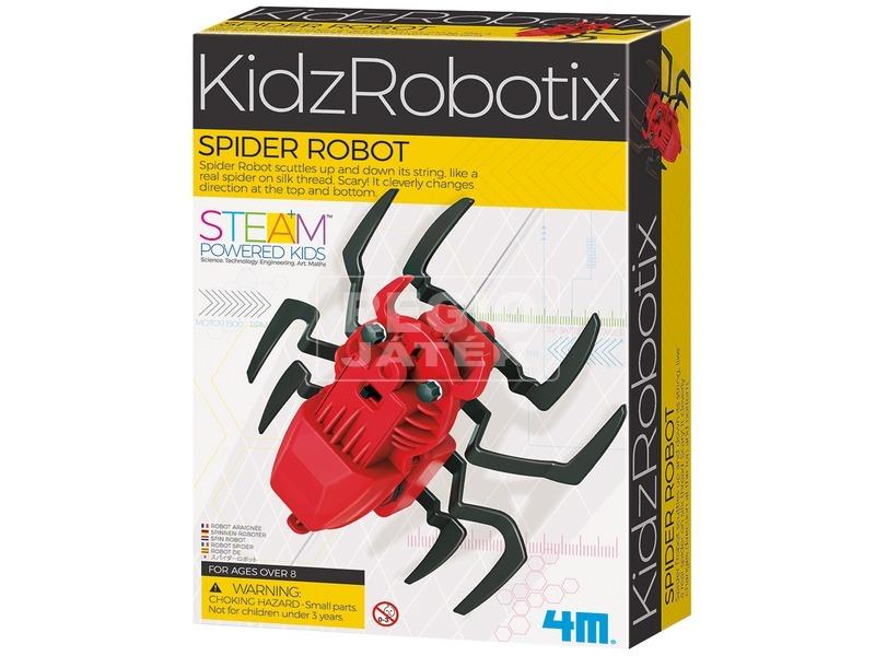 4M Pókrobot készlet