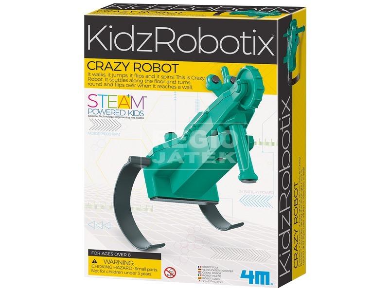 4M Bolondos robot készlet