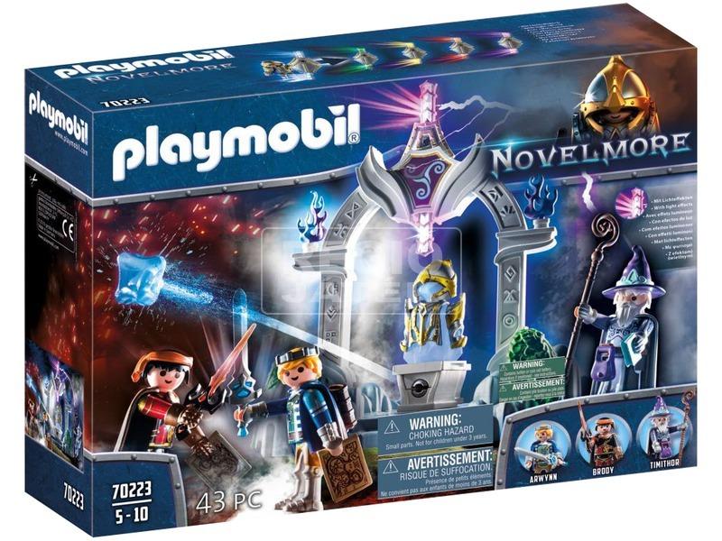 Play. Az Idő temploma