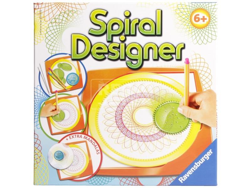 kép nagyítása Spirál tervező rajzkészlet