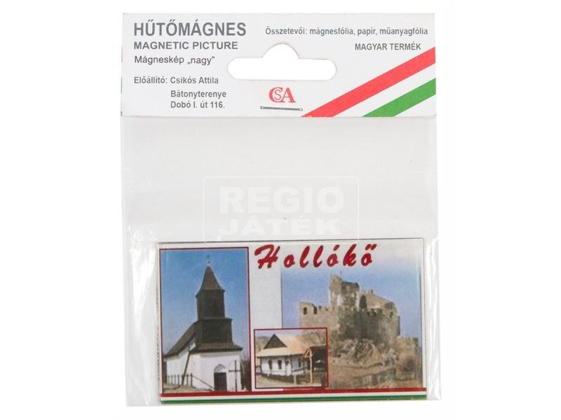 Magyarország hűtőmágnes - nagy, többféle