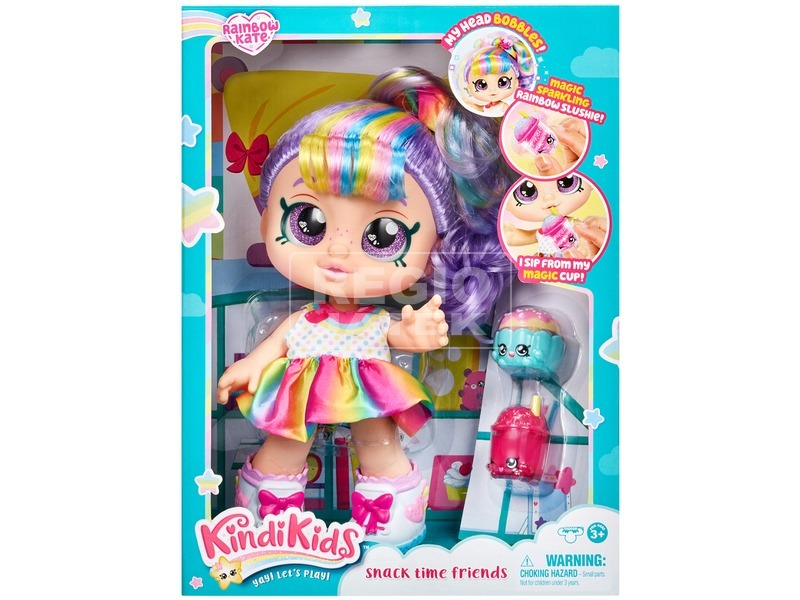 Kindi Kids baba Rainbow Kate