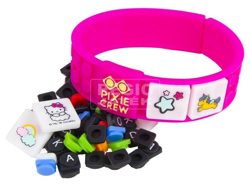 kép nagyítása Pixie Hello Kitty karkötő - rózsaszín