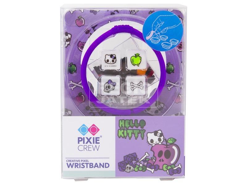 Pixie Hello Kitty poison karkötő - lila