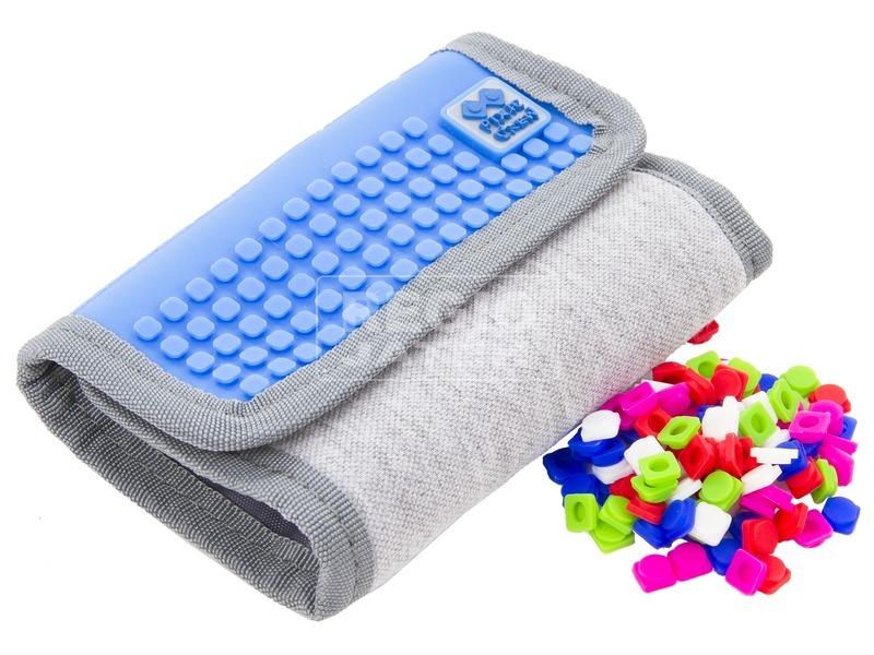 kép nagyítása Pixie pénztárca - szürke-kék